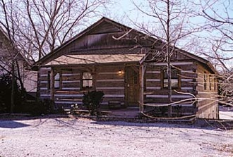 From The Log Cabin (above) to Reba McIntire's Starstruck, recording studios come in all shapes and sizes.