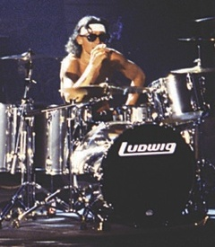 "Alex Van Halen will be forever remembered for the riotous double-bass intro to ""Hot For Teacher""."
