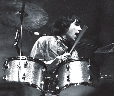 UNSPECIFIED - CIRCA 1960:  Photo of Keith Moon  Photo by Michael Ochs Archives/Getty Images